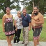 EEC Secretary travels with PTPI Denmark to New Zealand